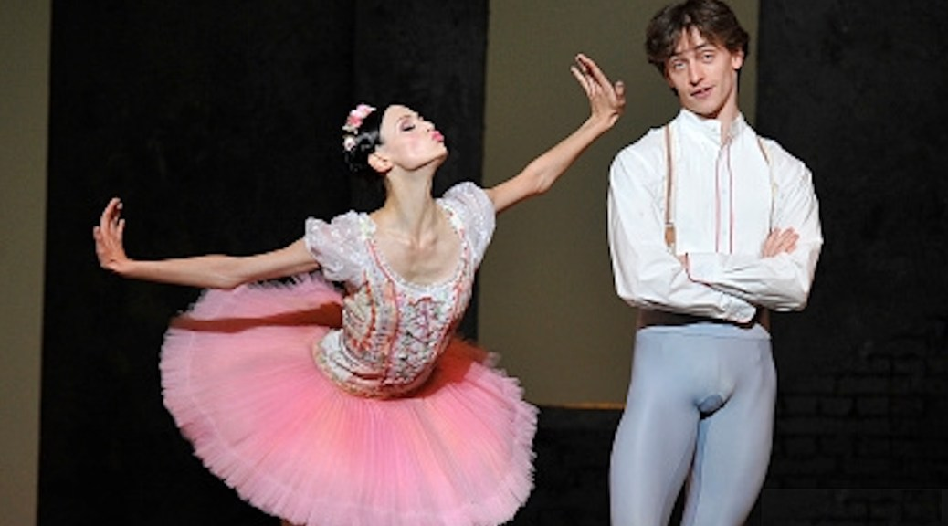 waltz sergei polunin best his ballerinas