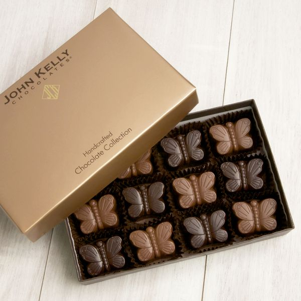 Give Your Valentine Butterflies With Butterfly Chocolate
