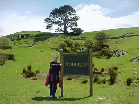 Visita a Hobbiton Movie Set en Matamata, Nueva Zelanda
