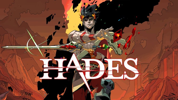 Cover art of Hades. Also the cover of the review