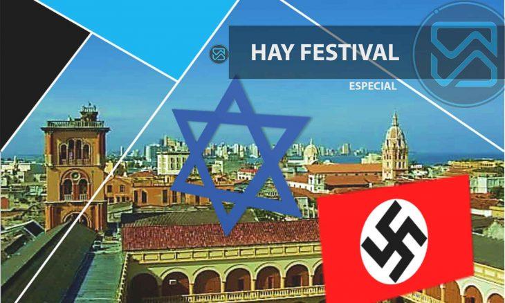 """Hay Festival Cartagena 2.017 – Conmemoración de la Shoá """"We Remember"""""""
