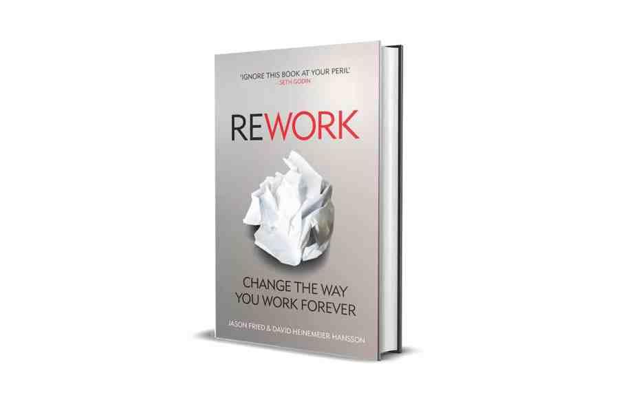 Book Review: ReWork