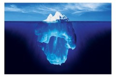 Helping to measure the Iceberg