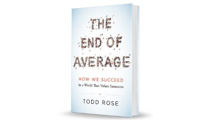 <strong>The End of Average: How to Succeed in a World That Values Sameness</strong> Book Cover