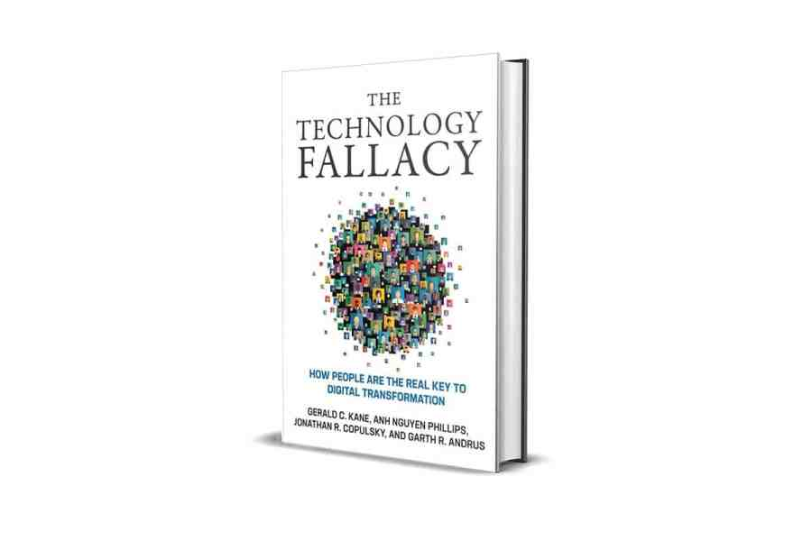 <strong>The Technology fallacy</strong> Book Cover