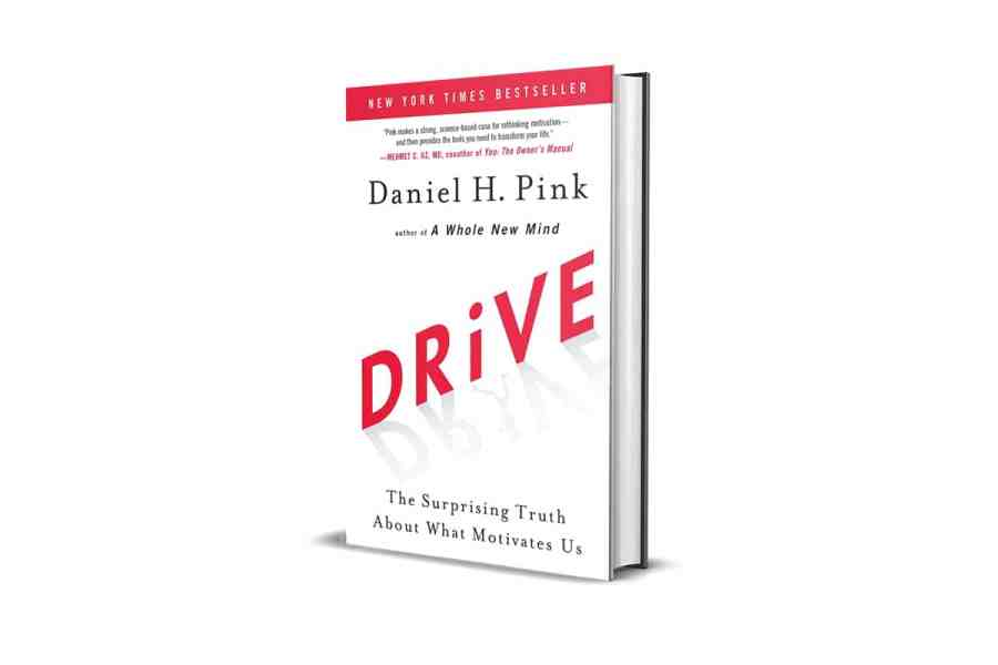 <strong>Drive: The Surprising Truth about What Motivates Us</strong> Book Cover