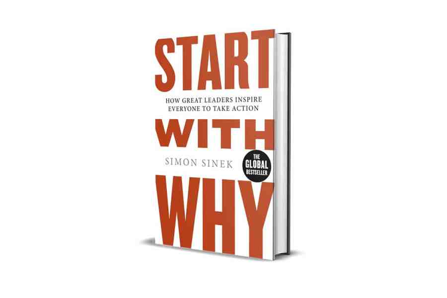 Book Review: Start with Why by Simon Sinek