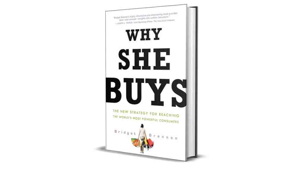 Book Review: Why She Buys by Bridget Brennan