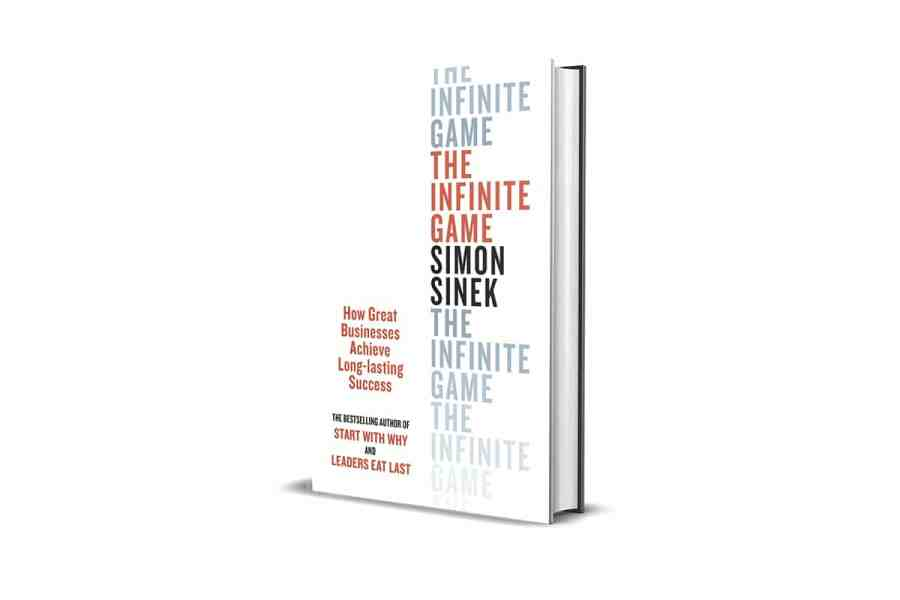 <strong>The Infinite Game</strong> Book Cover