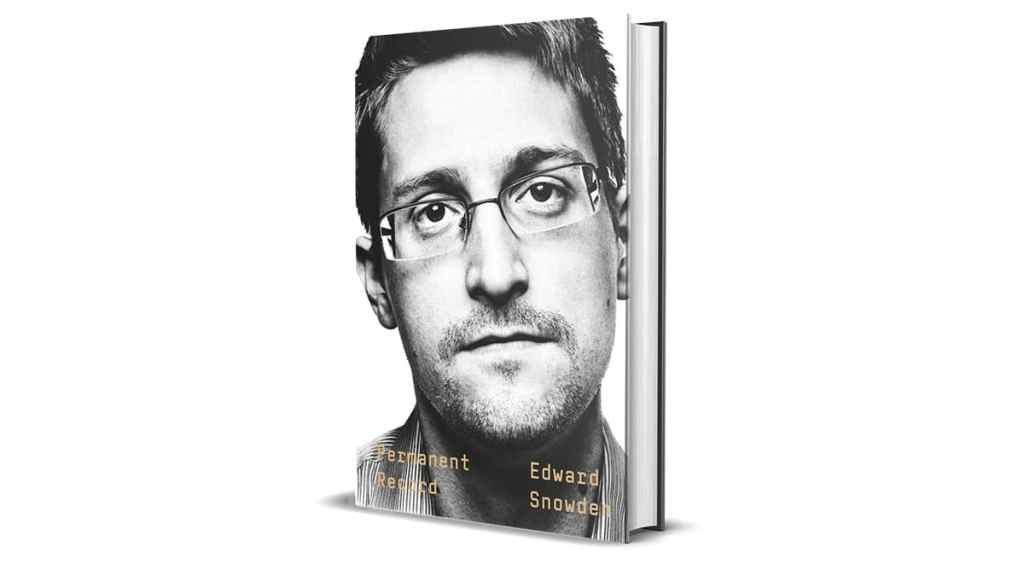 Book Review: Permanent Record by Edward Snowden