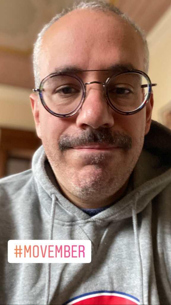 #Movember 1