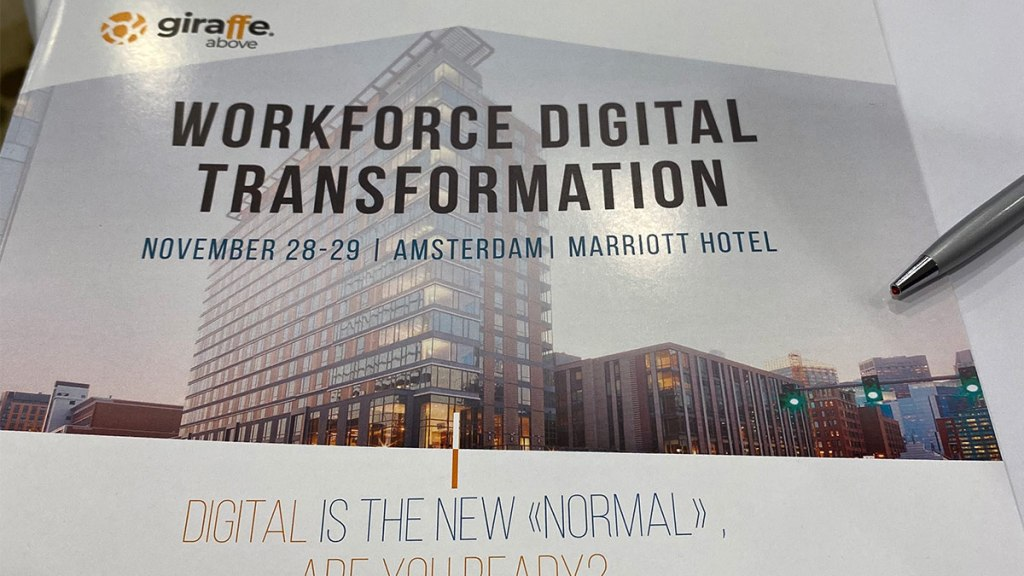 Workforce Digital Transformation Summit in Amsterdam