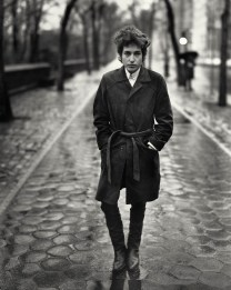Bob Dylan, Central Park, New York, 1965 Richard Avedon