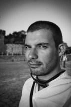 Sergio Figueiras - Autoretrato