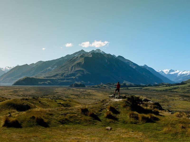 mirador del señor de los anillos en Nueva Zelanda