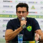 Técnico do Cuiabá quer reforços e fala em Dourado na Copa Sul-Americana