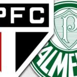 SBT Alto Araguaia transmite São Paulo x Palmeiras: veja escalações, desfalques e arbitragem