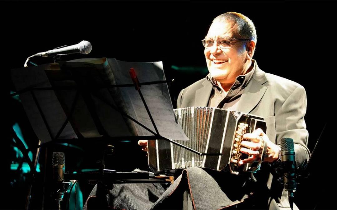 OP Semanal   Dino Saluzzi Ensamble en Ciudad Cultural Konex
