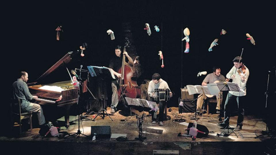 Tanguera | Diego Schissi Quinteto