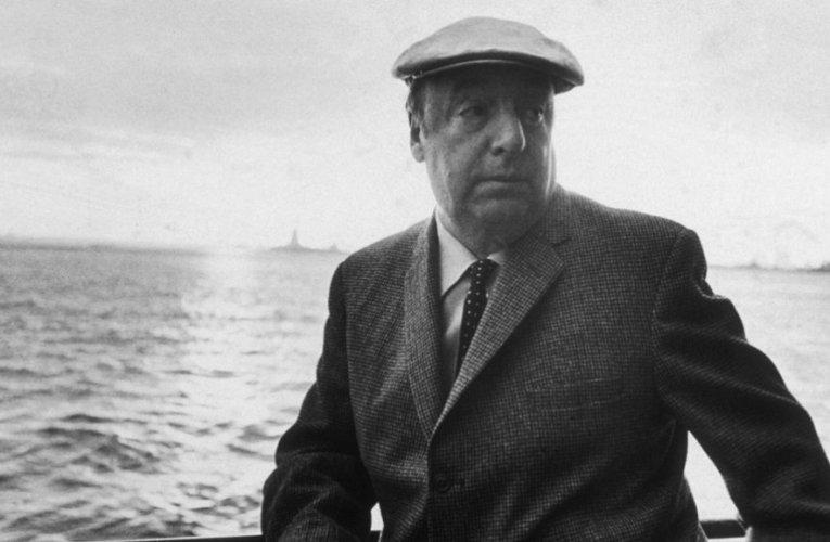 Soneto de Pablo Neruda sobre agosto
