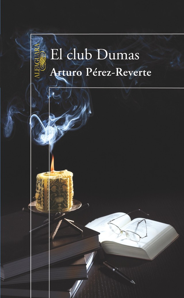 Portada de El club Dumas del autor Arturo Pérez-Reverte