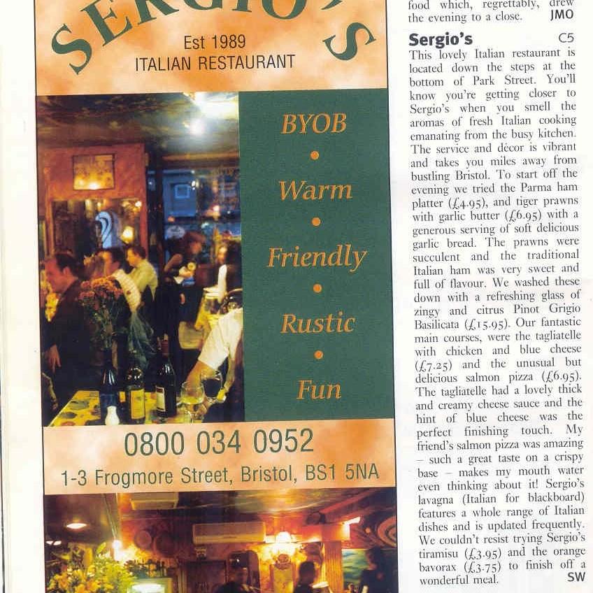 Food Guide 2003
