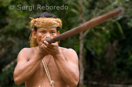 TRIBE OF THE PERUVIAN AMAZON Yagua