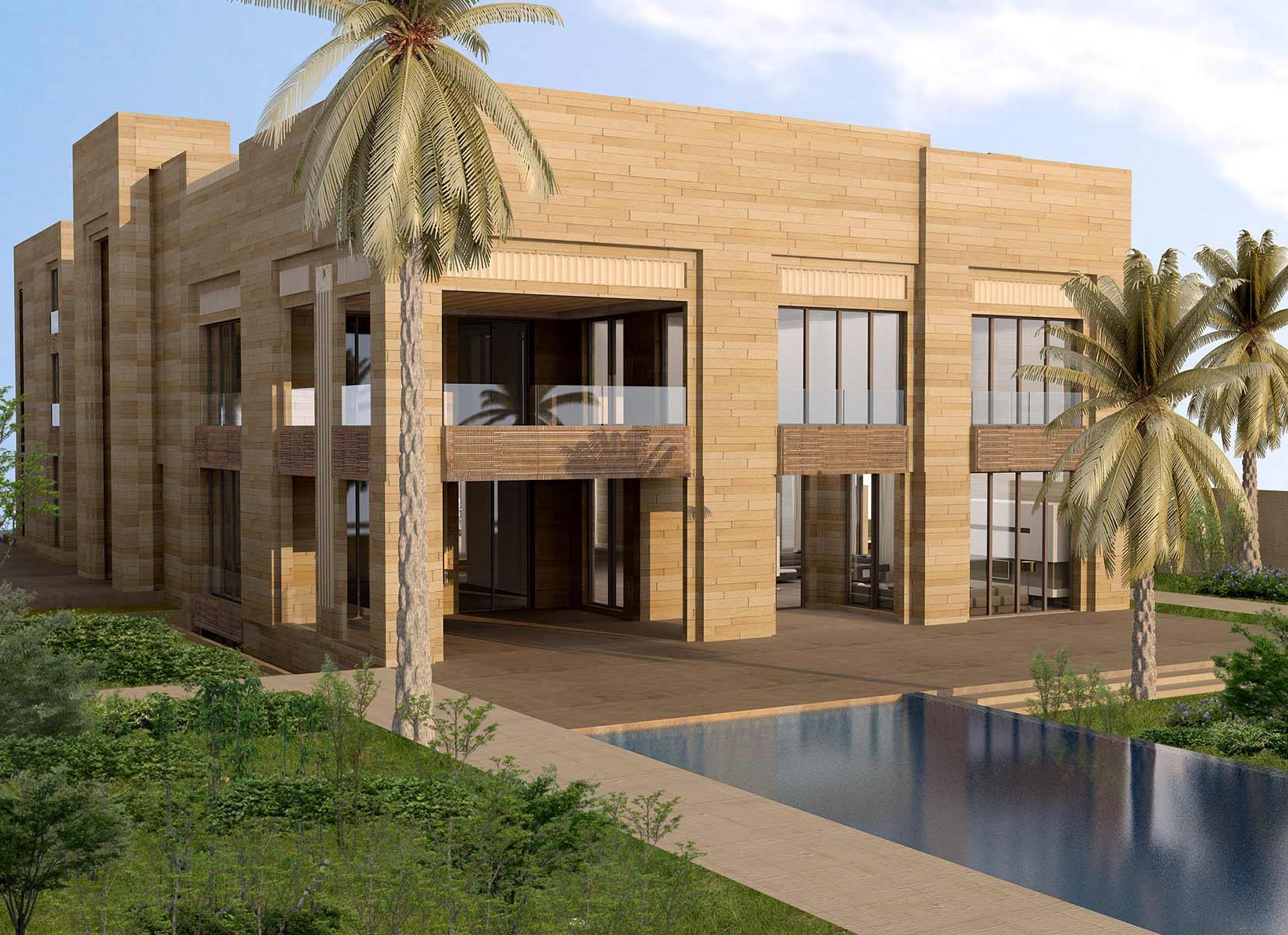 Villa N Syria
