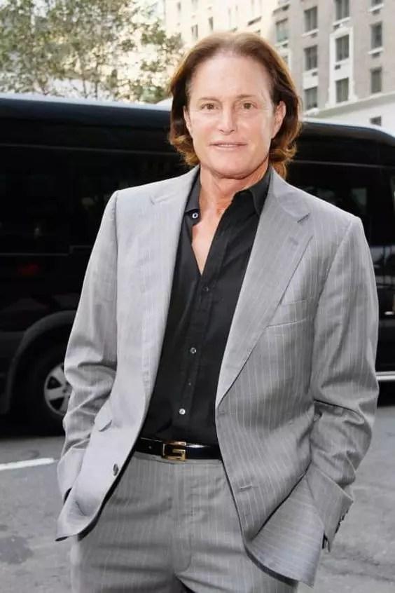 Bruce Jenner height