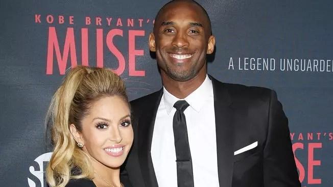 Kobe Bryant wife