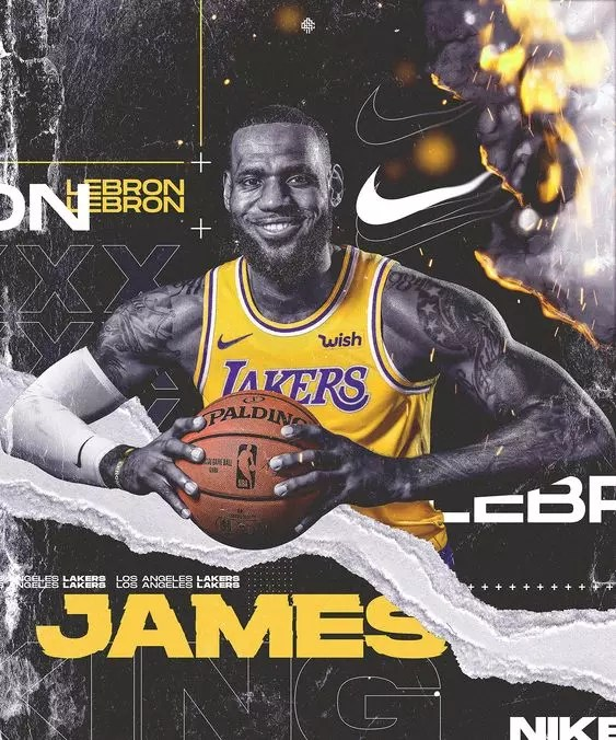 LeBron James height