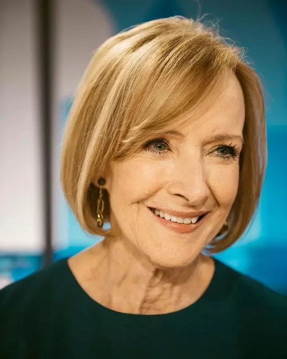 judy woodruff cover