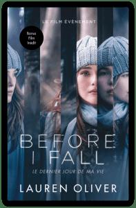 Le Dernier Jour De Ma Vie Livre : dernier, livre, Before, Dernier, Lauren, Oliver, Serial, Bookineuse