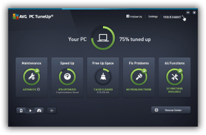 AVG PC TuneUP 19.1 Build 1209 Activation & Torrent Key Generator