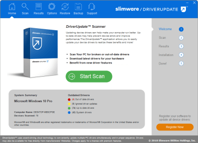 DriverUpdate 2002 Review With License Key Free Download