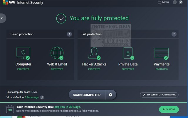 AVG Internet Security 19.8.3108 Activation And Serial key Free Download