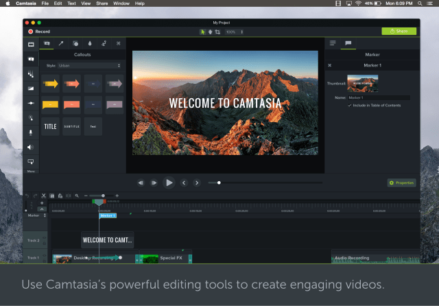 Camtasia Studio 2020 License Key Download Free