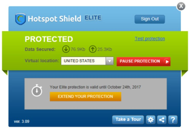 Hotspot Shield Elite Crack Free and Elite VPN Download