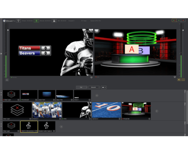 Wirecast Pro 2020 Crack With License Key Full Free Download