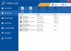 New Software's Folder Lock  2020 Serial Key With Crack Free Download