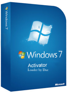 Windows 7 Loader By Daz Crack