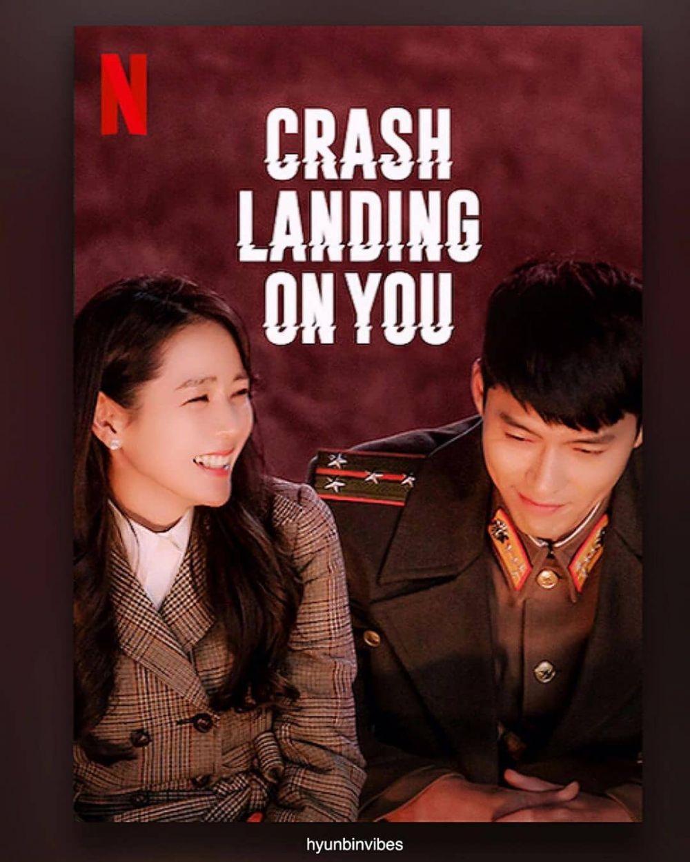 Nonton Drakor Crash Landing On You Sub Indo Drakorindo : nonton, drakor, crash, landing, drakorindo, Crash, Landing, Korean