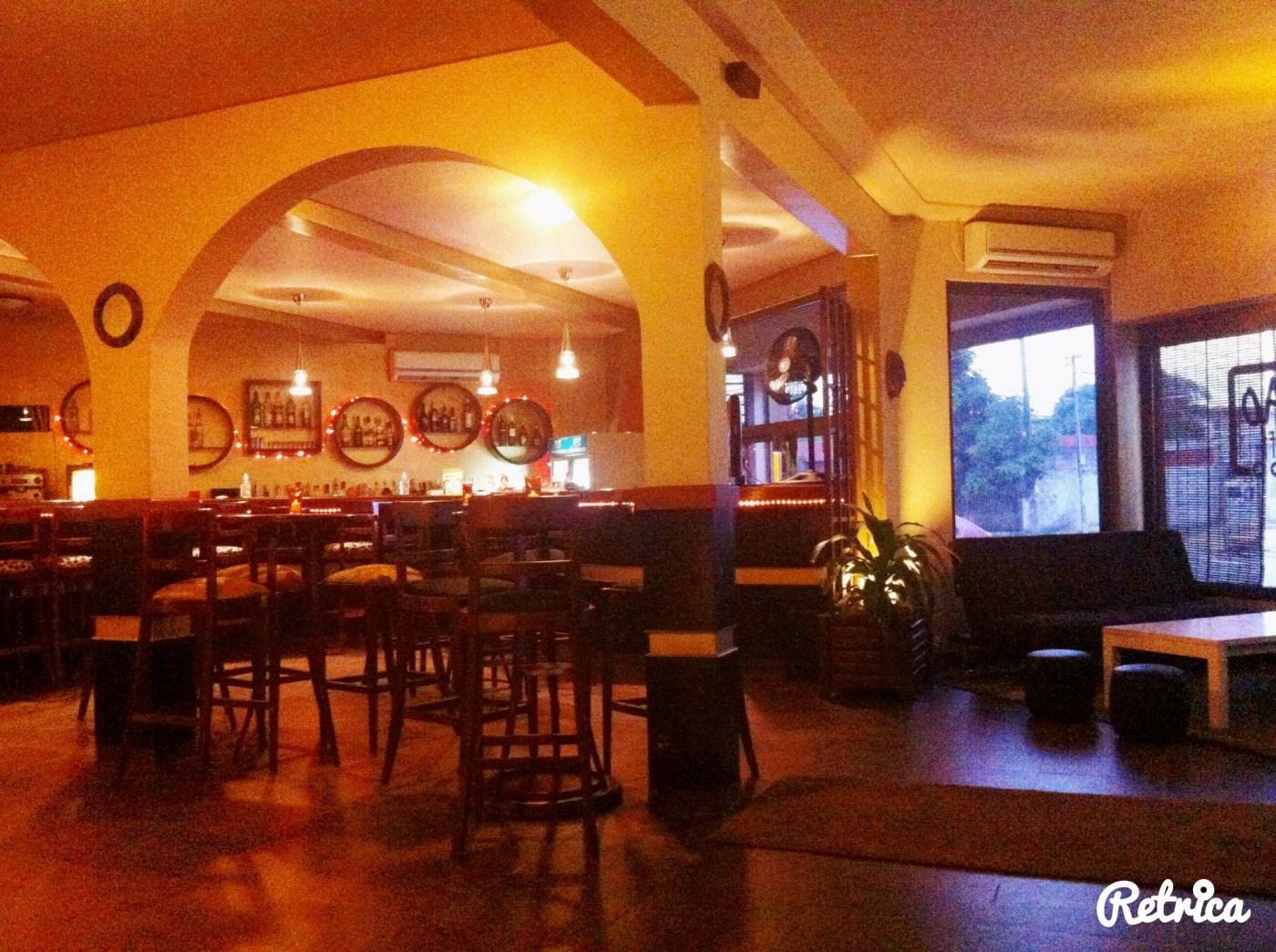 3 espaces de travail / restaurants, Bao Café, serialfoodie, Abidjan