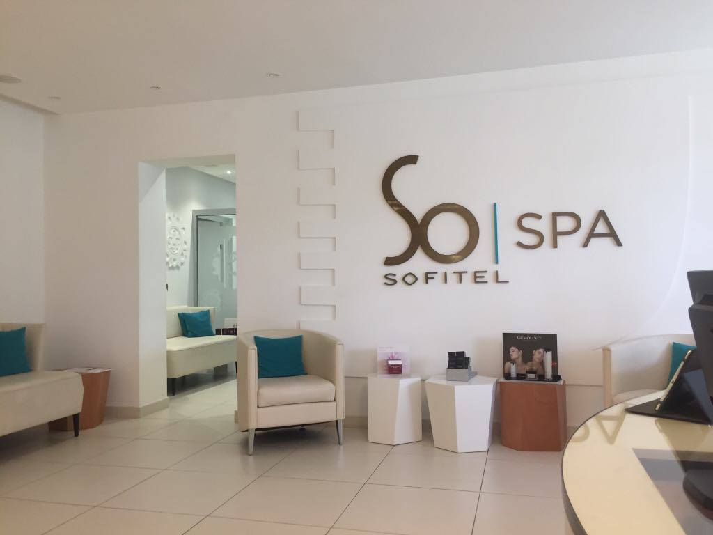 A So Spa Sofitel Hôtel Ivoire Abidjan, so spa, spa, review, hotel, service, serialfoodie, blog, blogger, abidjan, côte d'ivoire