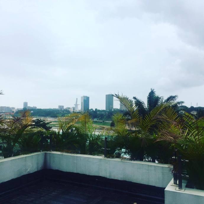 Envolée à Kenté Sky Spa, spa, bien etre, Abidjan, cote d'ivoire, review, blog, serialfoodie