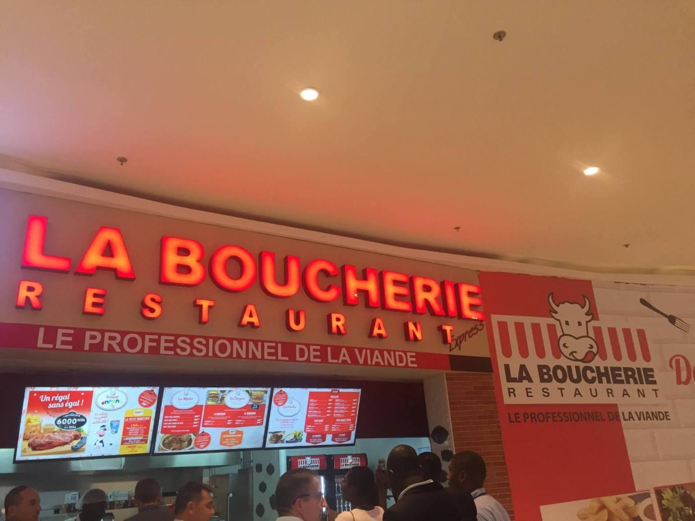 Bouchées juteuses à la Boucherie, Playce, restaurant, review, serialfoodie, Abidjan, Côte d'Ivoire