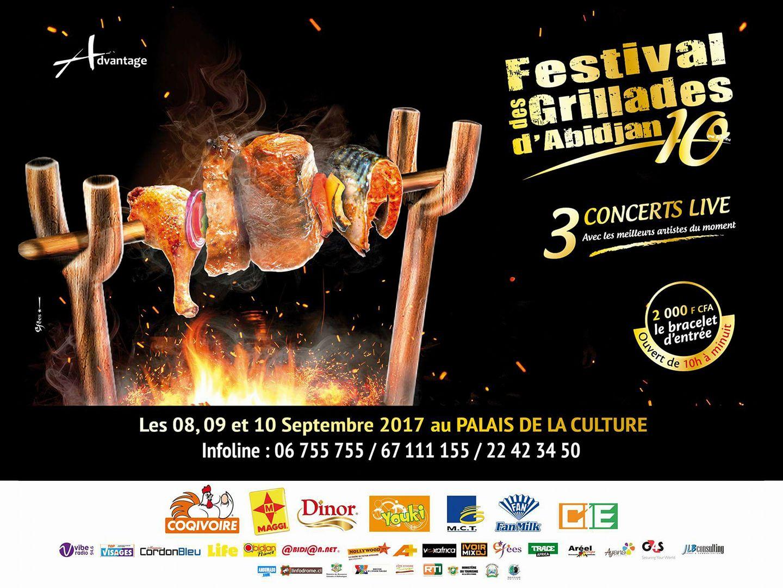 FGA10 : 10 braiseurs pour sortir de la routine, serialfoodie, event, Abidjan, cote d'ivoire