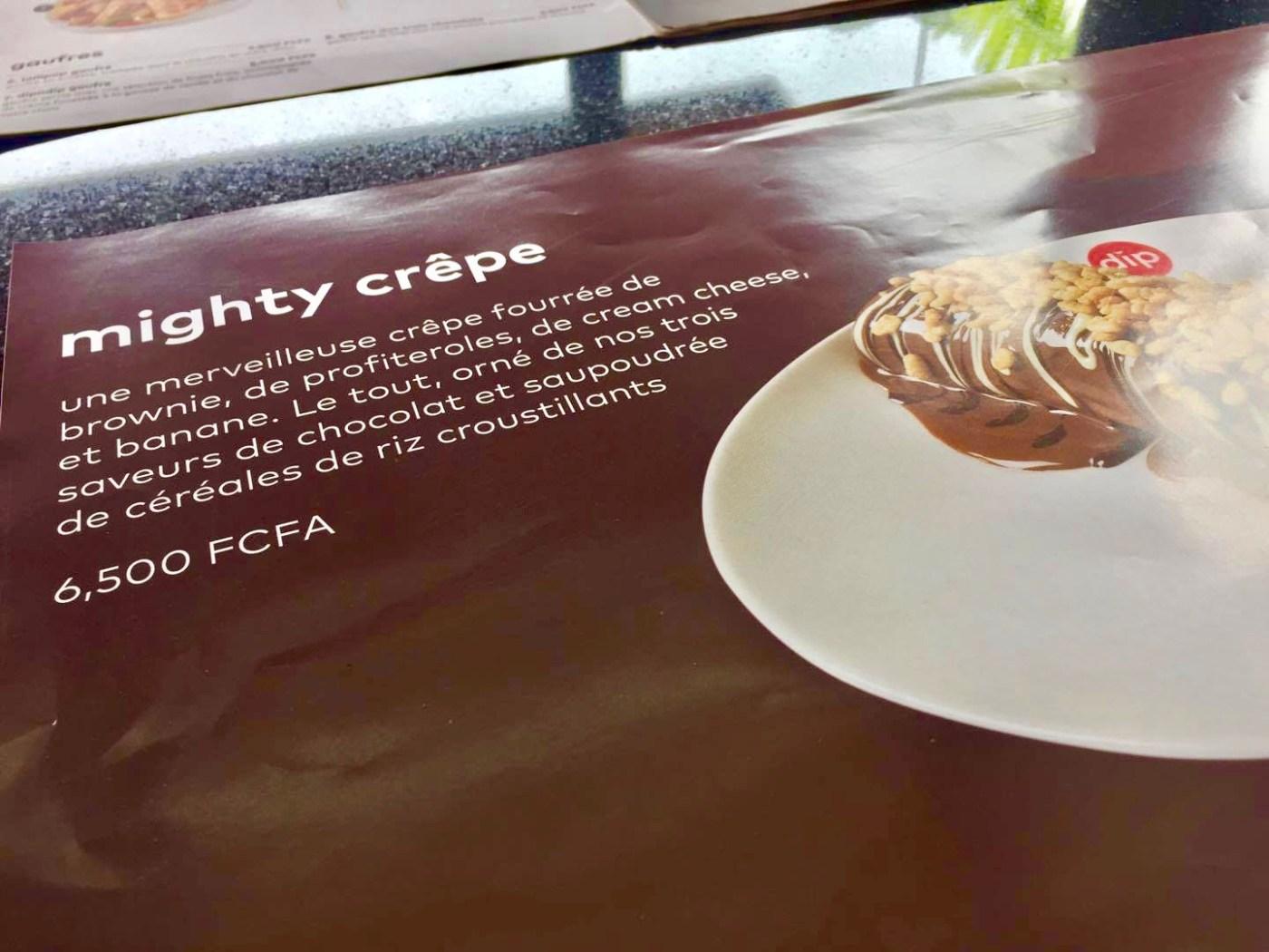 À la découverte de la Mighty Crêpe de DipnDip, serialfoodie, food, foodie, review