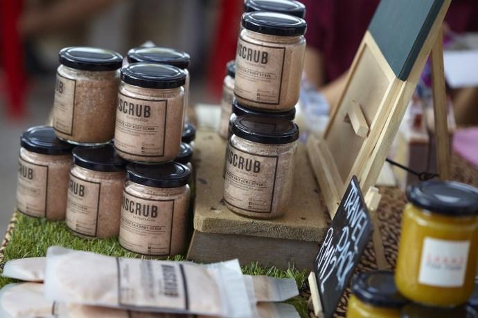 Gommage café avec Kenté Sky Spa , serialfoodie, blog, reviews, spa, cote d'ivoire