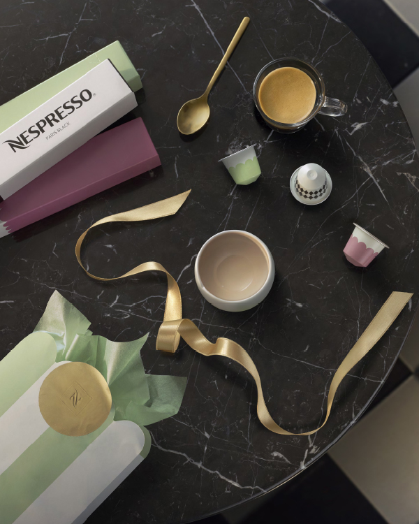 Nespresso saveurs parisiennes, serialfoodie, abidjan, cote d'ivoire